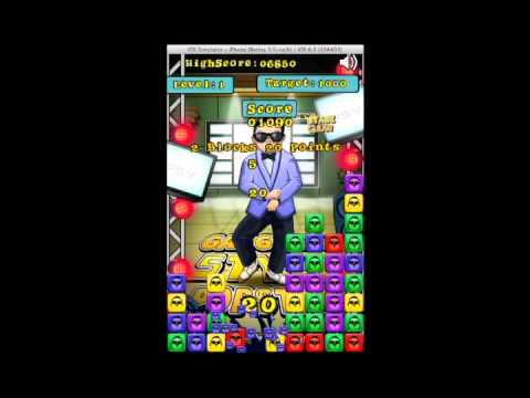 ♬♬♬ Best Gangnam Style Popstar iPhone/iPad/iPod Touch game ♬♬♬