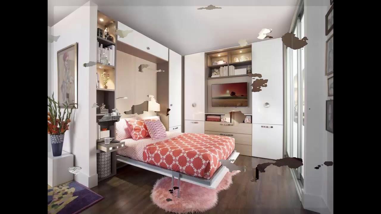 moderne inneneinrichtung schlafzimmer - YouTube