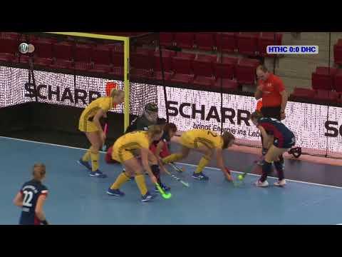 2. Halbfinale 57. DM Hallenhockey Damen HTHC vs. DHC 03.02.2018 Stuttgart Gesamtes Spiel