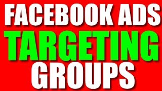 facebook ads targeting groups create custom audience with user ids fast target specific groups 2015