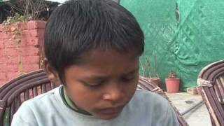 Amazing Interview In India with a boy from the streets ~ Beyond Slumdog Millioniare / update below Mp3