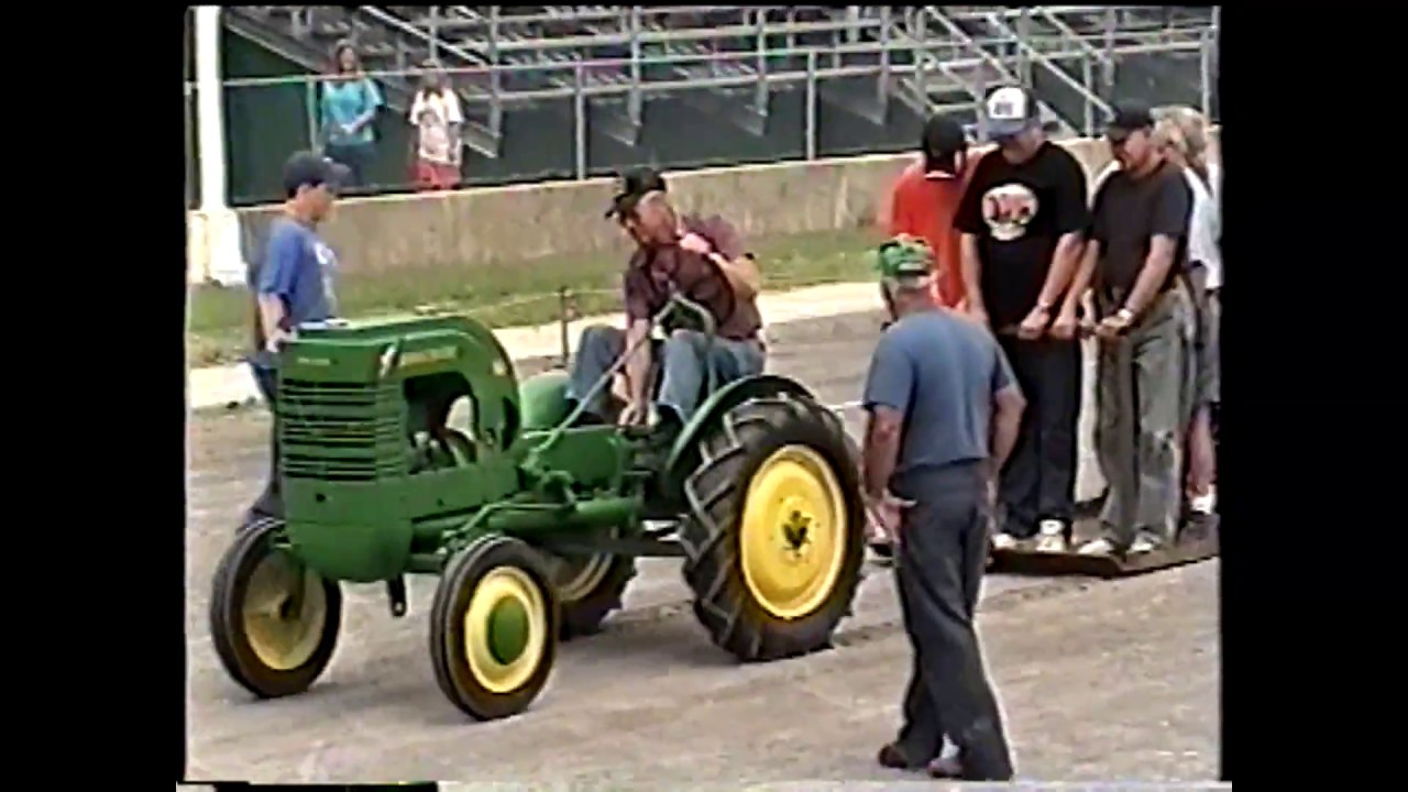 NCC - County Fair Tractor Pull  7-7-02