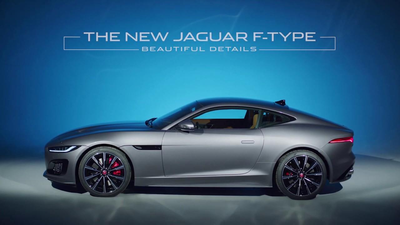 2021 Jaguar F Type 3 - YouTube