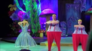Мюзикл Алиса в стране чудес = The musical Alice in Wonderland