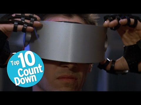 Top 10 Virtual Reality Moments in Movies
