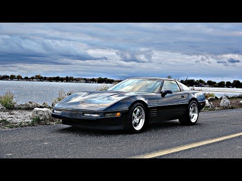 500 HP C4 Corvette by John Lingenfelter
