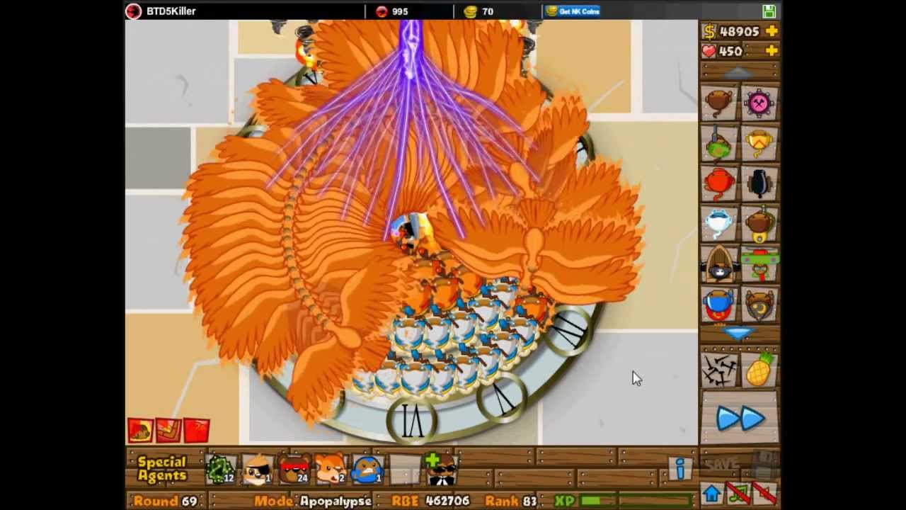 Kongregate bloons monkey - Btd5 Boomerang And Wizard Challenge On Apopalypse Mode Read Description