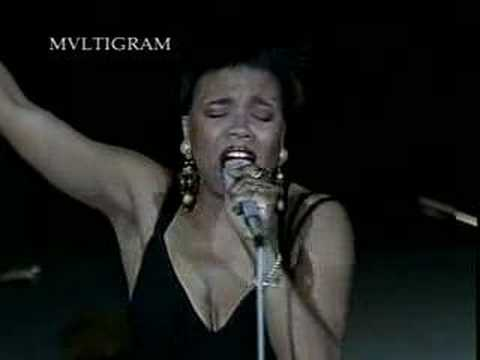 Women in blues -- Dee Dee Bridgewater