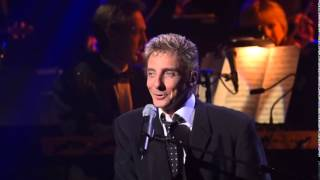Barry Manilow en vivo canta I made it through the rain