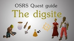 [OSRS] The digsite quest guide