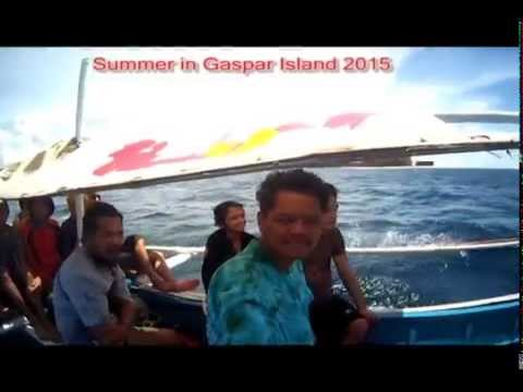 Summer in  Gaspar Island, Gasan, Marinduque 2015
