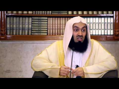 Purpose of Creation by Mufti Ismail Menk