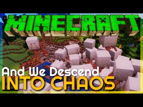 And We Descend Into Chaos   Community Voted Game Meetup   Minecraft 1.14 #3