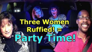 Women Suspects UberDriver Of Ruffied Candy (Funny Uber Ride)