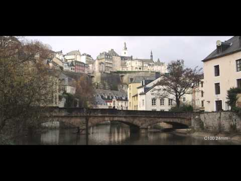 SIGMA 24-105mm f4 DG OS HSM Art (A): 24 Hours in Luxembourg City