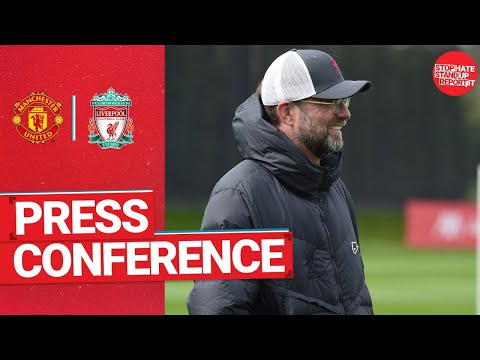 Jürgen Klopp's pre-match press conference | Manchester United