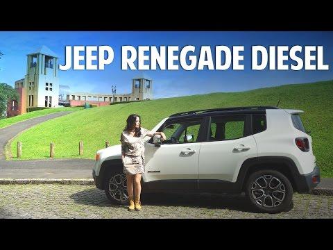 Teste   Jeep Renegade Longitude 2.0 Turbodiesel 4x4 2016