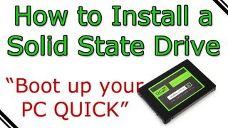 How to Install a 2.5
