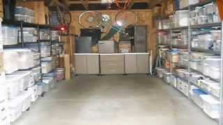 Garage Storage Organization Ideas