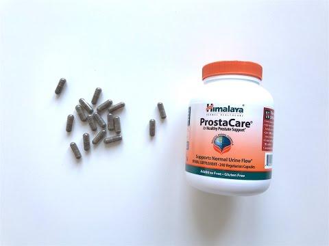 IHERB: Himalaya Herbal Healthcare, ProstaCare (защита от простатита) - Видео обзор