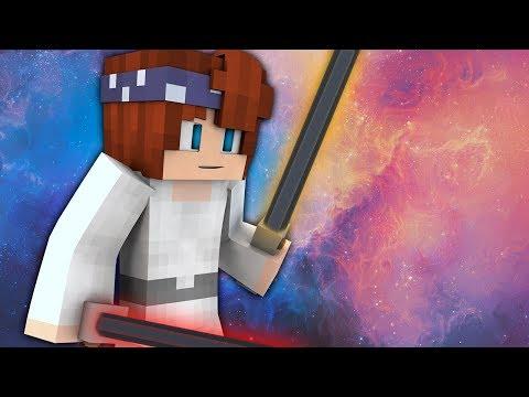 LIGHTSABER BATTLES! | Minecraft Space Academy (STAR WARS Minecraft Roleplay E7)