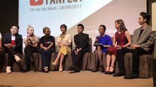 Sam Tsui, Madilyn Bailey, Jannine Weigel giao lưu cùng Phở Đặc Biệt, Jang Mi, Key (Monstar) và Faptv