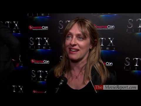POMS Talk With Director Zara Hayes At CinemaCon - April 2, 2019