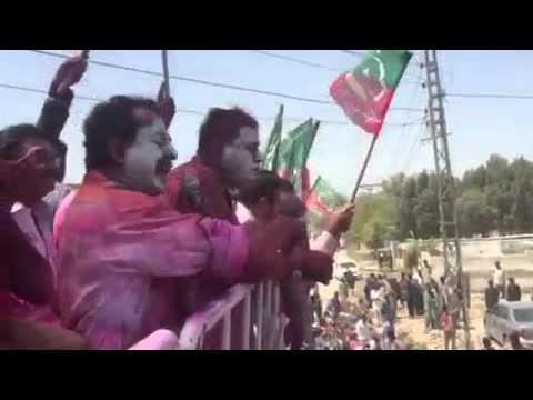Lal Malhi Celeberation Holi Festival 2016 At Umerkot Fort Youtube