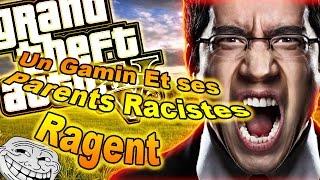 GTA5 - FAIRE RAGER UN GAMIN ET SES PARENTS RACISTES