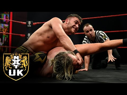 Seven battles A-Kid for the Heritage Cup and more: NXT UK highlights, Nov. 25, 2020