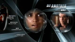 James Bond Ultimate Edition - Die Another Day {Menu}
