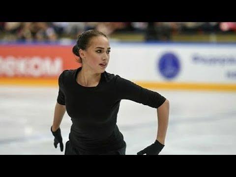 Ночные тренировки Загитовой, операция Медведевой и ответ Дианы Девис  Последние новости фигурного ка