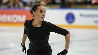 Ночные тренировки Загитовой операция Медведевой и ответ Дианы Девис Последние новости фигурного ка