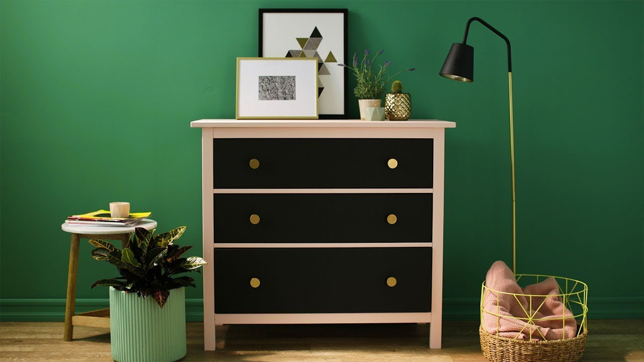 Genial Ask SW: How To Paint A Two Toned Dresser   Sherwin Williams
