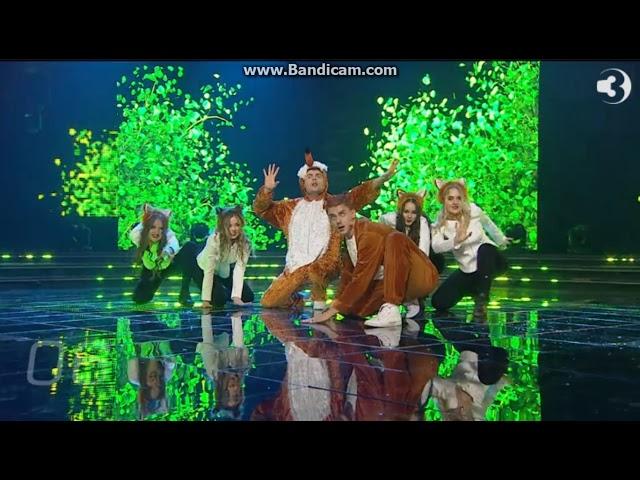 Dovydas ir Šarūnas   120 Procentų   X Factor Lithuania   Live Finals   2 daina