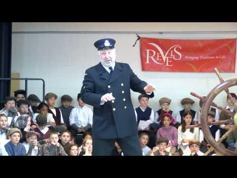 Revels Immigration At Lane School, Bedford, MA
