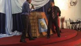 The Law of return Rev Brian Naidoo, Bulawayo