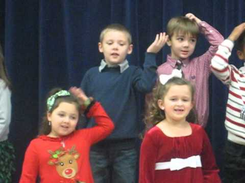 Connor's Christmas Concert December 18th, 2015