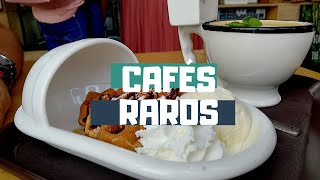 Café raros de Seúl | Blind Alley | Ddong Cafe | Cat Cafe