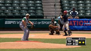 Video 2012 AAU Baseball 12u final: Team Texas vs Team MVP download MP3, 3GP, MP4, WEBM, AVI, FLV September 2018