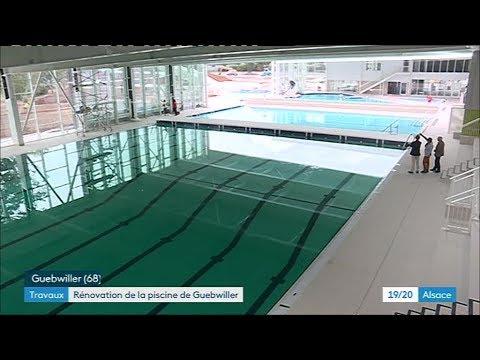 Le Nouveau Centre Aquatique De Guebwiller Va Ouvrir Ses Portes Youtube