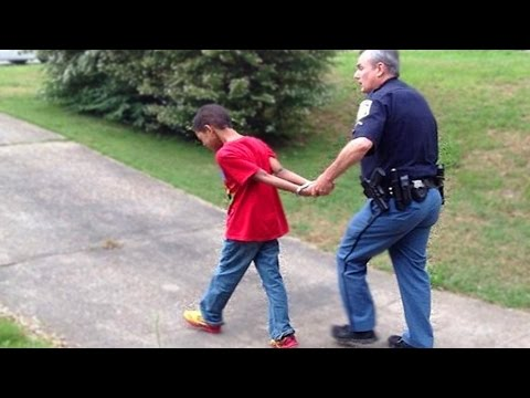 kid gets arrested for using fidget spinner! MUST WATCH!!! thumbnail