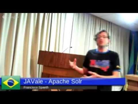 JAVale - Apache Solr