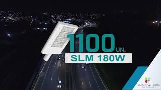 sololeDmerlo - iluminación LED de autopista en Brasil