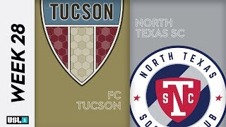 FC Tucson vs. North Texas SC: October 4th, 2019