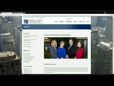 24 HOUR  PERSONAL  INJURY ATTORNEYS  ARLINGTON HEIGHTS IL
