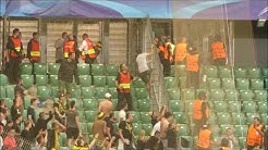 Legia   Borussia bad ultras boys