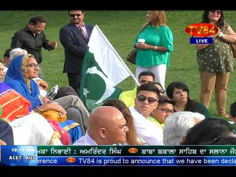 SOS 8/7/17 P.1 Dr. Amarjit Singh : Sikh Delegation Joined in Pakistan Azadi Day Celebration in NY
