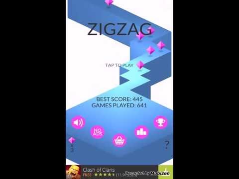 Zigzag Glitch
