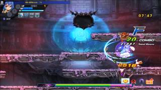 [Grand Chase KR] Mari Solo Tower of Extinction Stage 1-5